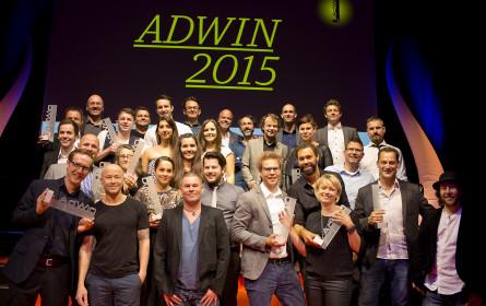 Vorarlbergs beste Werber beim AdWin