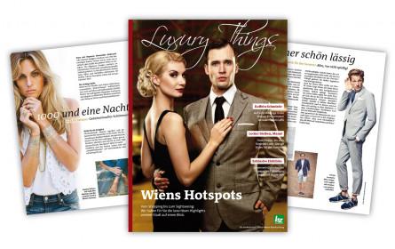 """""""bz"""": Luxus aus Wien"""