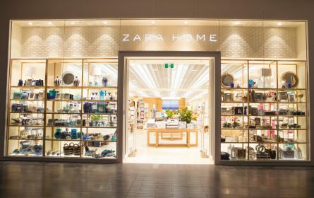 Zara Home kommt in den Europark