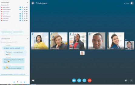 Skype für die Unternehmenskommunikation