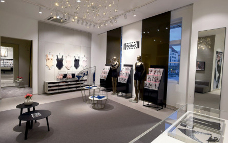 Wolford webt das Netz der eigenen Stores nun dichter