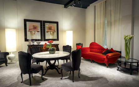 Internationale Möbelbranche rechnet mit Aufschwung