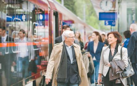 Rail Tours weiterhin bestens auf Schiene