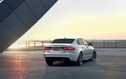 Jaguar gibt Gas