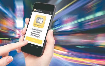 Neue App informiert