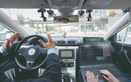 Vertrauen in Autos ohne Fahrer noch sehr gering