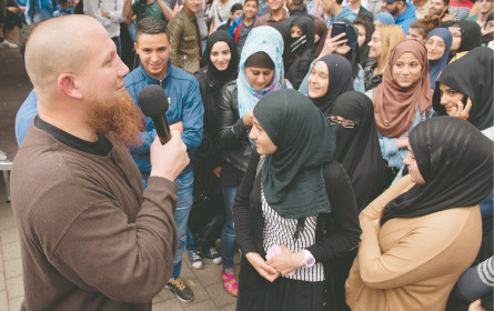 Never mind the punks, here's the Salafis