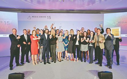 Media Award: Mindshare, Starcom & Carat mit Gold