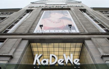 Benko gibt KaDeWe-Mehrheit ab, bietet gleichzeitig für Kaufhof