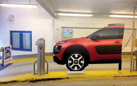 Havas Worldwide für Citroën