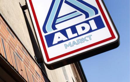 Kontaktloses Bezahlen bei Aldi Nord