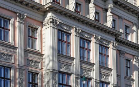 Luxuswohnungen in der Kolingasse