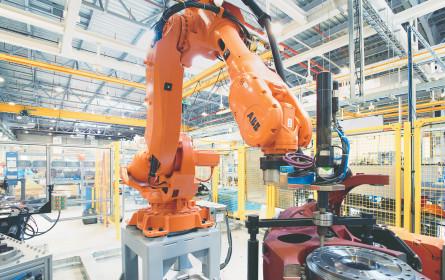Neues Roboter-Werk in den USA eröffnet