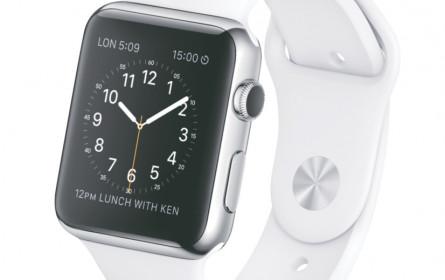 Eine Armbanduhr geht um die Welt