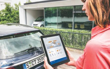 Aus dem Auto ans Netz: Energiespeicher kommen
