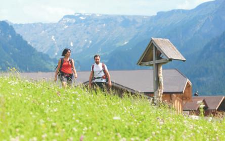 """Südtirol-Urlaub mit der Marke """"Roter Hahn"""""""