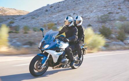Wonnemonat für BMW Motorrad