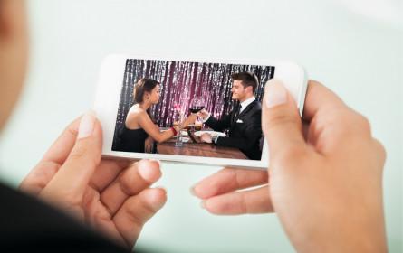 Video erobert kleine Bildschirme
