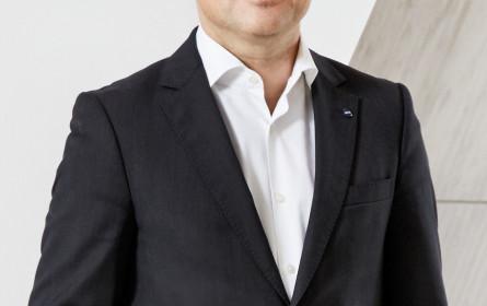 Sagmeister ist AECS-Präsident