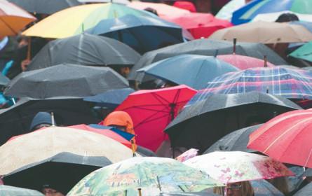Deutschland: bei Regen Geld retour