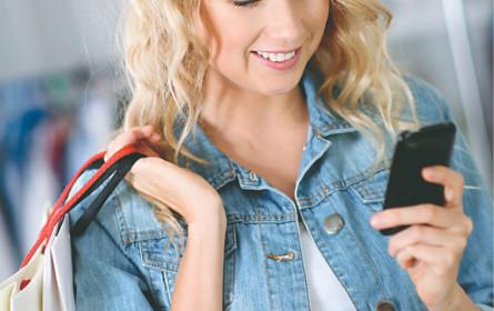 Einkaufen in Onlineshops beliebter