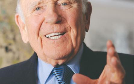 Gerd Bacher 89-jährig gestorben