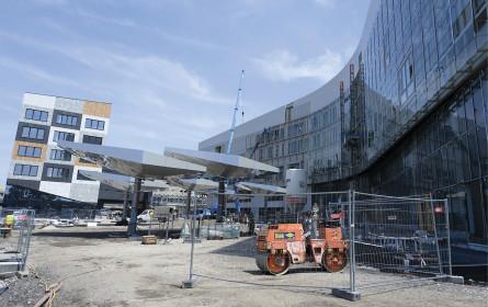 Schon wieder ein teures Spital