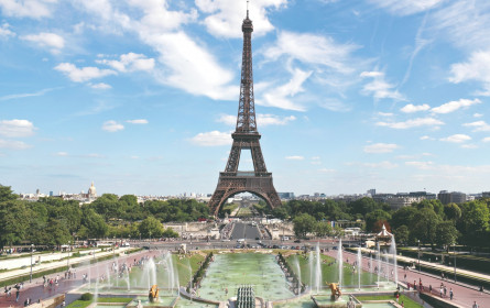 Frankreich ist weltweit die Nr. 1 im Tourismus