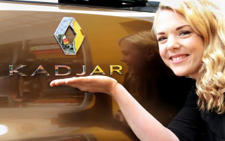 Sigrid Spörk für Renault Wien