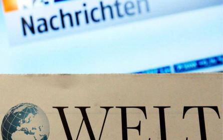 """TV-Sender: aus N24 wird """"Welt"""""""