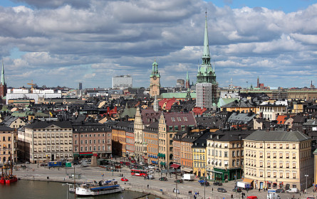 ESC zum dritten Mal in Stockholm