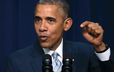 """Obamacare: """"Hier, um zu bleiben"""""""