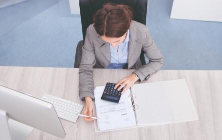 Finanzabteilungen nehmen mehr Personal