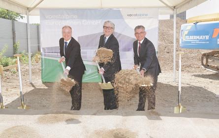 Kapazitätsausbau durch neues Werk in Linz
