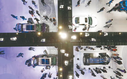 Markt-Dynamik flacht ab: China kauft weniger Autos