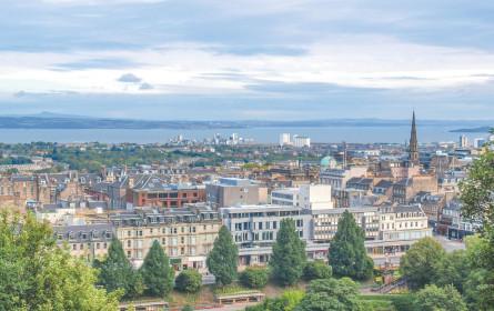Edinburgh ist Ausreißer
