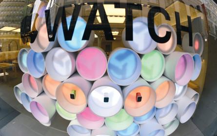 Banken warten mit Apps für die Apple Watch noch zu