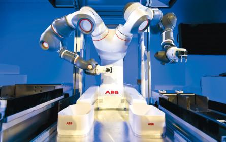 Robotermodell der Zukunft