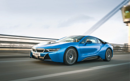 Connected Car of the Year: BMW i8