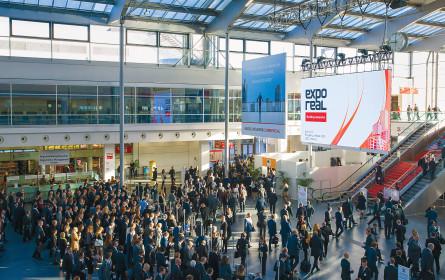 Expo Real zeigt gute Laune mit viel Österreich-Präsenz