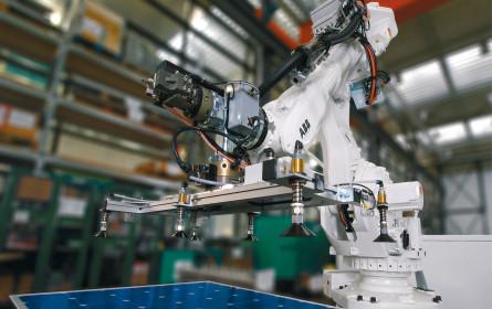 Roboter verkaufen sich wie die warmen Semmeln