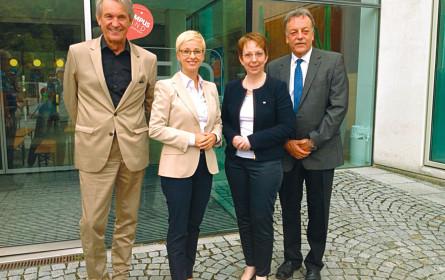 Campus-Ausbau in Steyr