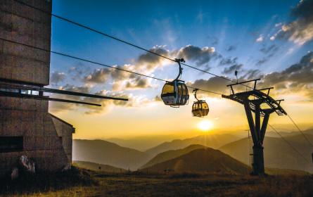 Bergbahnen feiern den Bergsommer