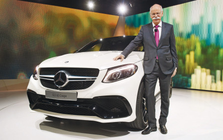 Industrie 4.0 bei Mercedes-Benz