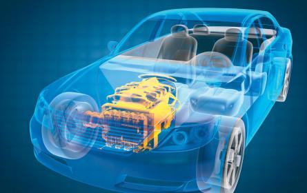 Automobilindustrie lässt sich F&E einiges kosten