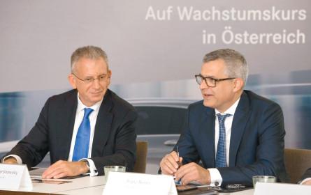 Mercedes-Bank neu in Österreich