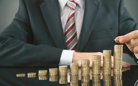 2016 steigen die Gehälter um 2,7%