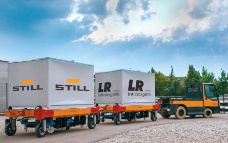 Trend zur Lean Logistik