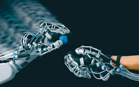 Forschung verbindet Mensch und Maschine
