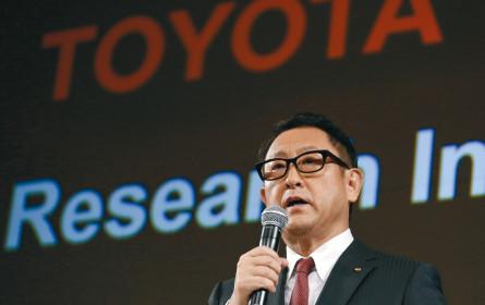 Toyota ist zurück an der Spitze